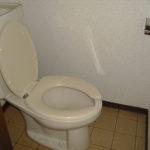 パンシオンハナワB トイレ
