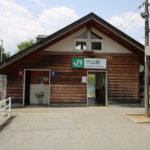 最寄りの穴山駅