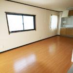 2階アパートLDK(居間)
