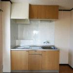 2階アパートキッチン(キッチン)