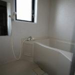 2階アパート浴室(風呂)