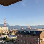 富士山も望めます。